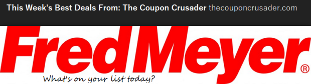 Fred Meyer the coupon crusader